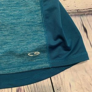 Champion Tops - Champion Azur Blue Tank Top with built in bra